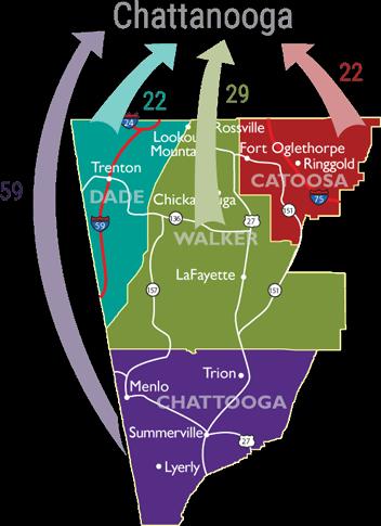 Northwest Georgia JDA - Workforce
