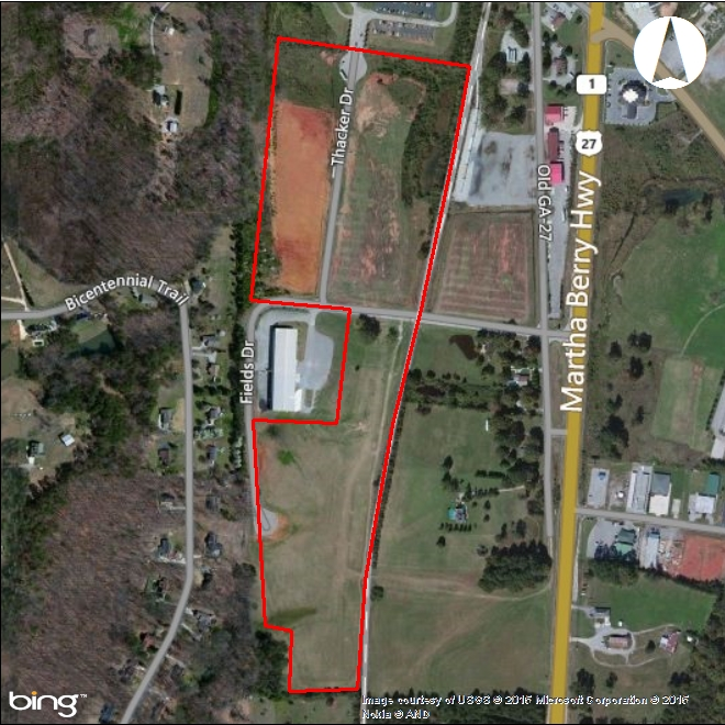 NW GA Business & Industrial Park